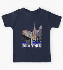 New York City Graffiti Kids T-Shirt