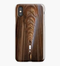 Alcobaça iPhone Case/Skin