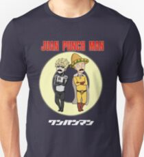 Juan Punch Man T-Shirt