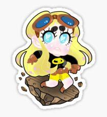 Teen Titans || Terra Sticker