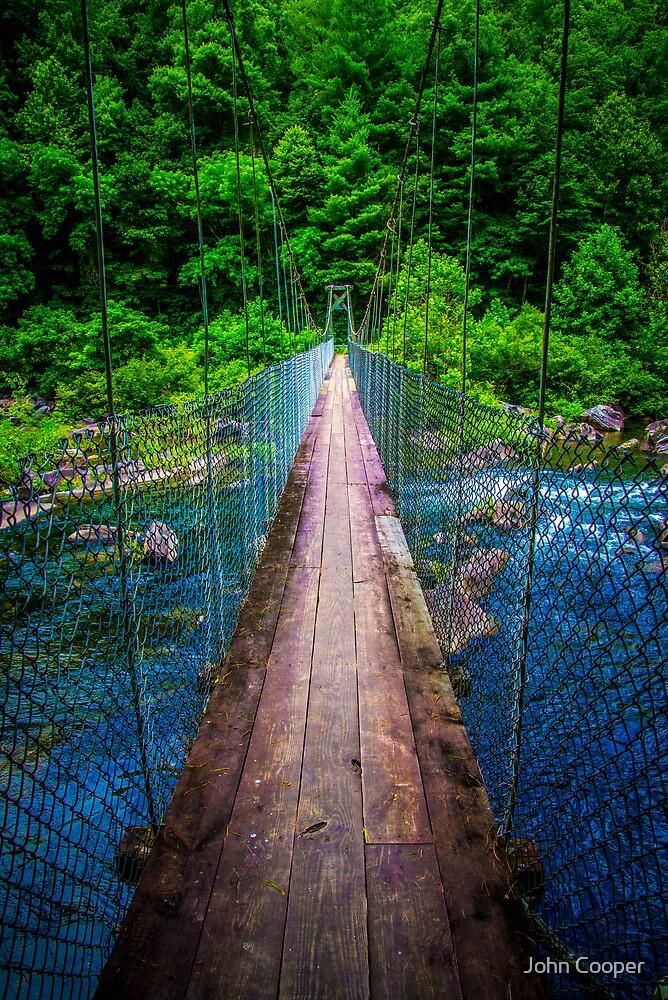 Bridge to Nowhere  by John Cooper