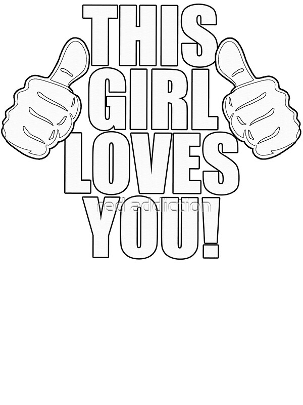 This Girl Loves You