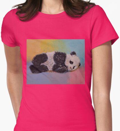 Baby Panda Rainbow T-Shirt