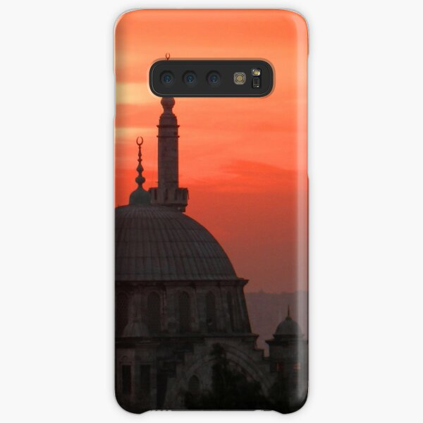 Sunset and Mosque, Istanbul Samsung Galaxy Snap Case