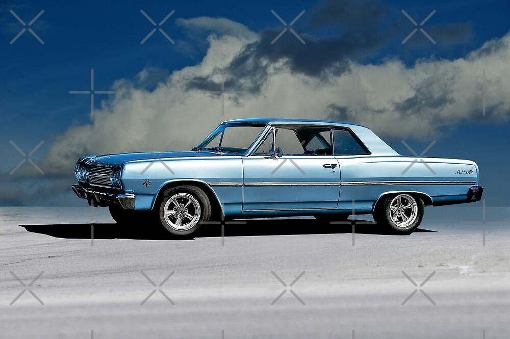 1965 Chevelle Malibu SS327 by DaveKoontz
