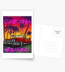 Califorina dreaming  Postcards