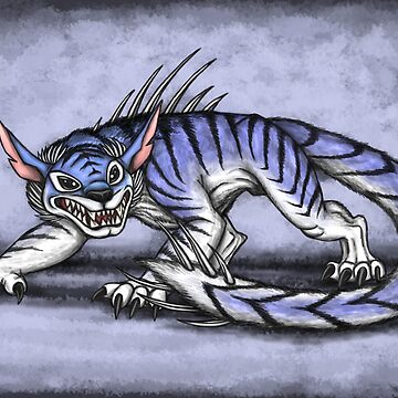 Creature  by Ravenfire
