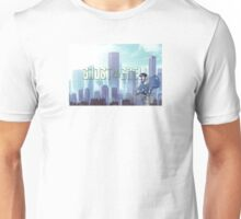Ghost in the shell - chibi city Unisex T-Shirt