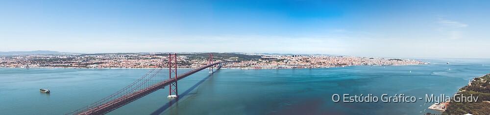 Lisboa, 25 de abril e o Tejo... by Mylla Ghdv