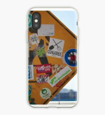 Signs and Stickers iPhone Case