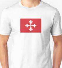Flag of Republic of Pisa  Unisex T-Shirt