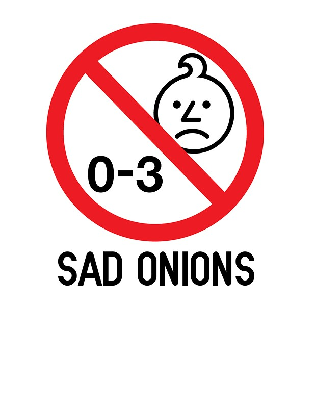 Quot ashens 0 3 sad onions quot framed prints by creativereasons redbubble