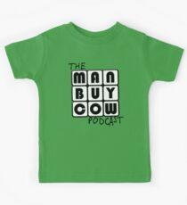 ManBabyCow Kids Tee