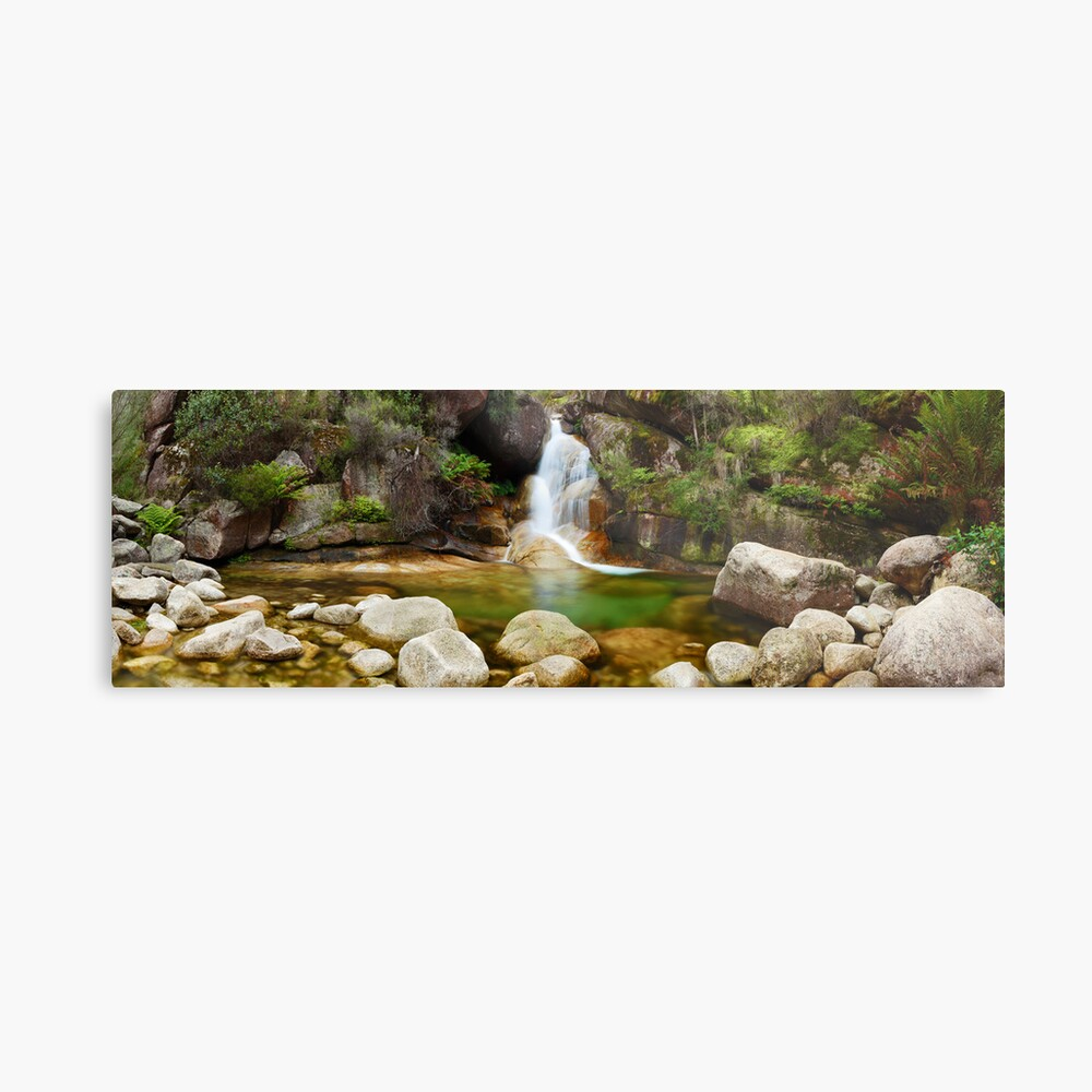 Ladies Bath Falls, Mount Buffalo, Victoria, Australia Metal Print