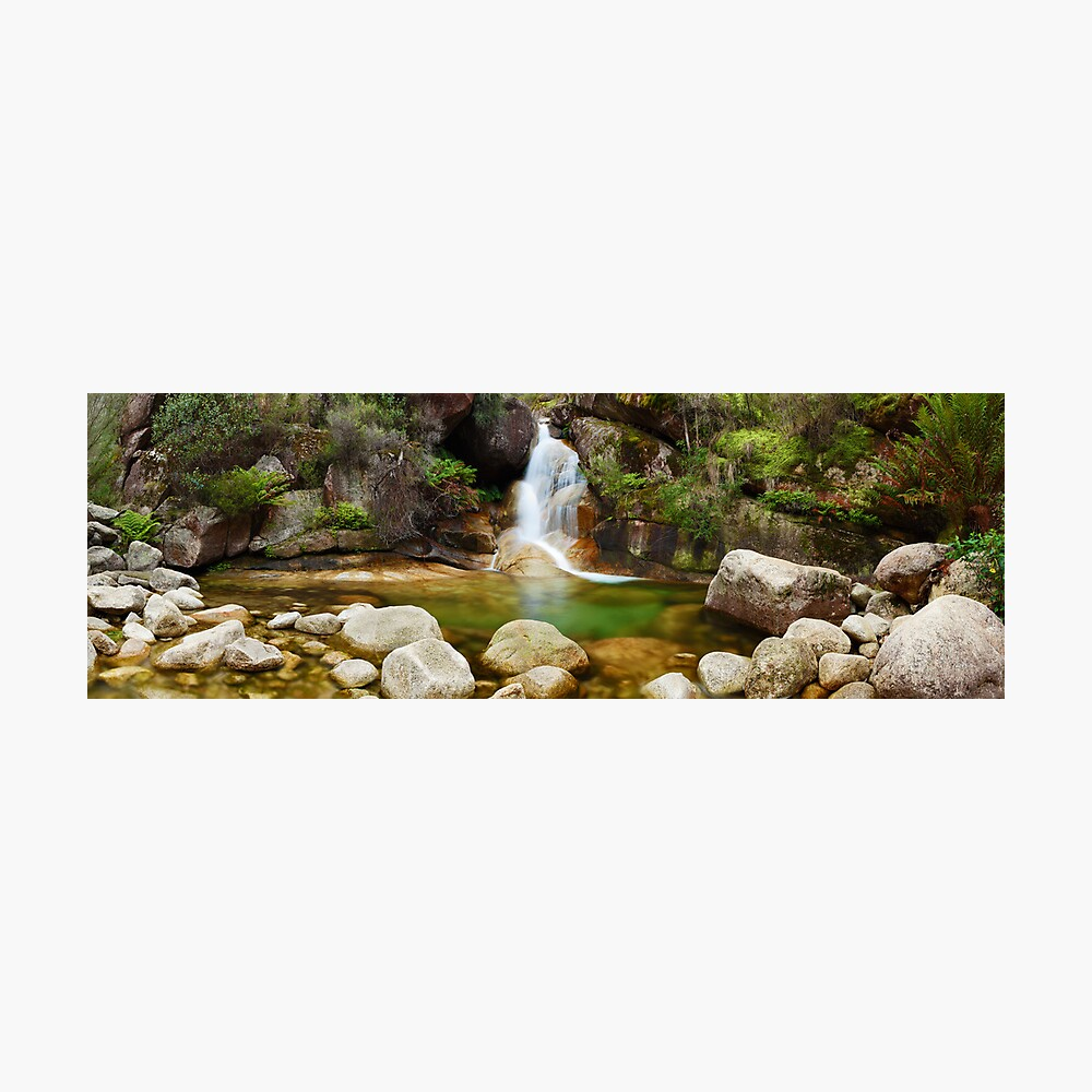 Ladies Bath Falls, Mount Buffalo, Victoria, Australia Photographic Print