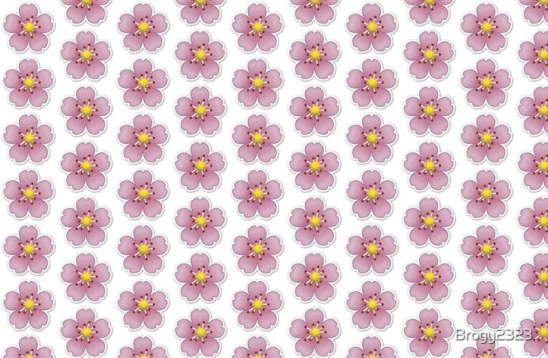 Emoji Red Flower – HD Wallpapers