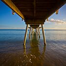 Under The Jetty by Ian Fraser