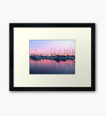 December 25th Framed Print