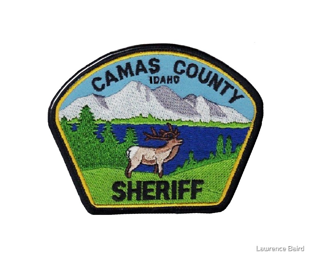 Camas County Sheriff by Lawrence Baird
