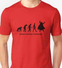 Evolution of the Superior Race T-Shirt