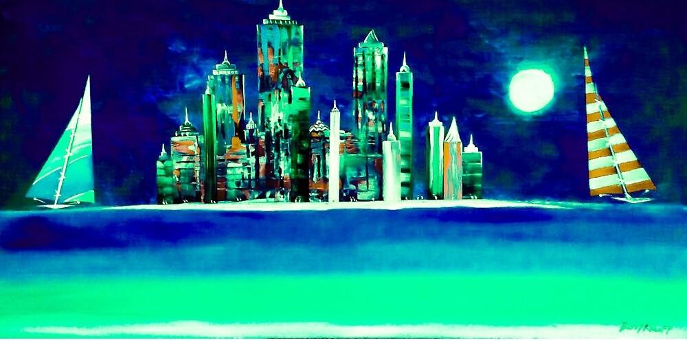 Big City Sailing by Nautic Dreams