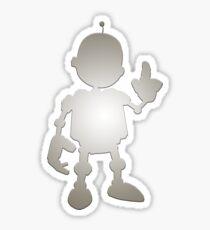 R&C - Clank Sticker
