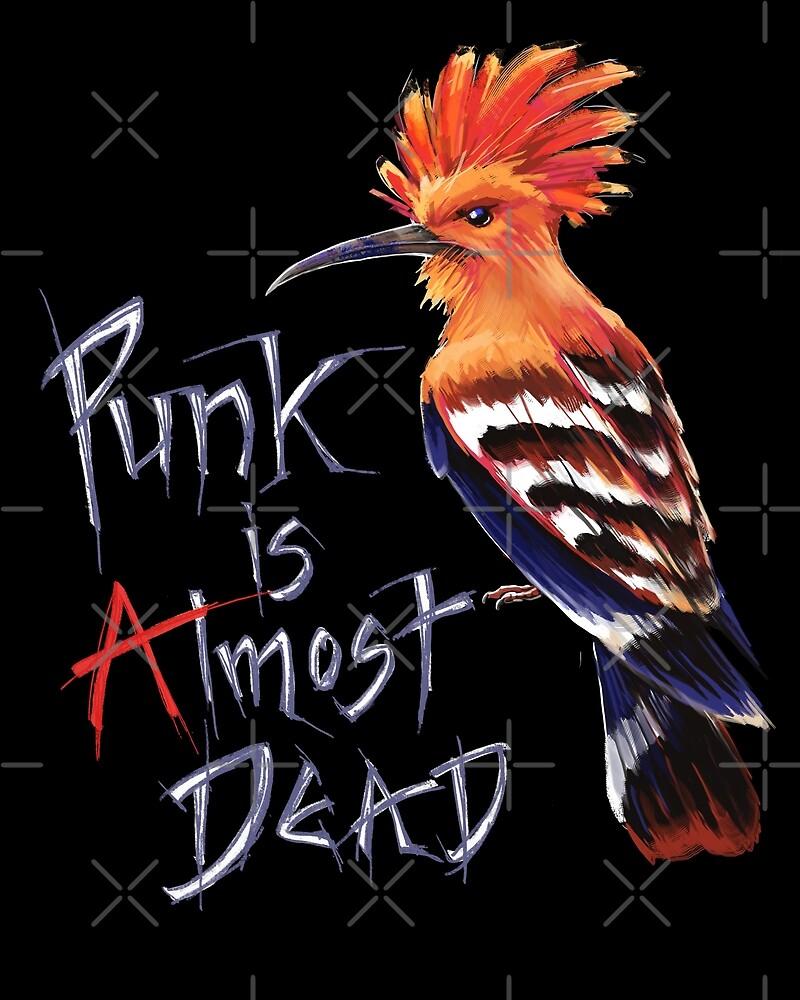 Punk is almost dead by Hannah Böving