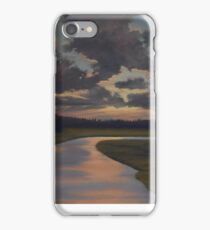 evening convergance iPhone Case/Skin