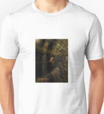 The Archer 1 and The Target is 2 Unisex T-Shirt