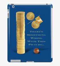 Vinilo o funda para iPad Wealth Inequality in the USA
