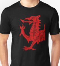 Cymru Dragon Shirts Unisex T-Shirt