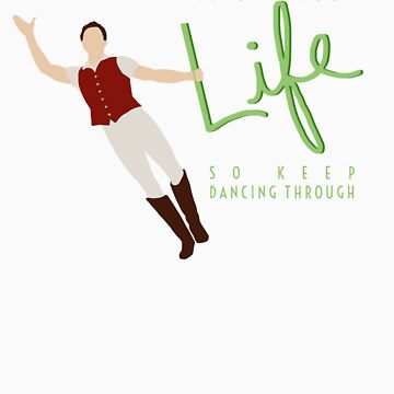 Wicked - Dancing Through Life by broadwaydesigns
