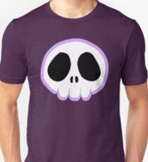 Dokoro skull - purple T-Shirt