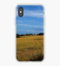 South Devon Landscape I iPhone Case