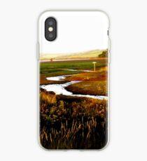 South Devon Landscape II iPhone Case