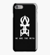 THE META iPhone Case/Skin