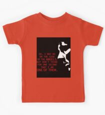 Sherlock's on the side of the Angels Kids Clothes