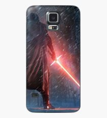 Kylo Ren Watercolor 2 Case/Skin for Samsung Galaxy
