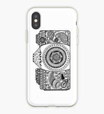 Click! Doodled Camera iPhone Case