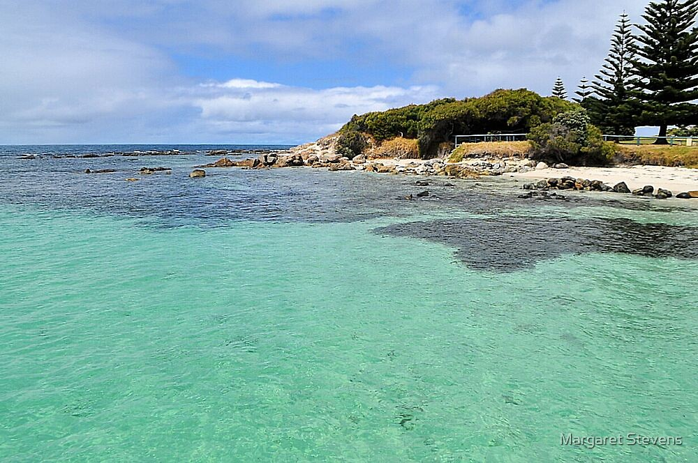 CRYSTAL CLEAR WATER by Margaret Stevens