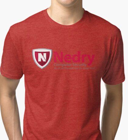 Computer Security Tri-blend T-Shirt