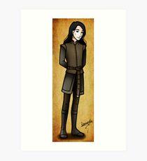Ellery Baratheon - Fine Young Lord Art Print