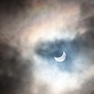 Eclipse and Rainbow by Sandra Chung