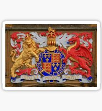 Sherborne School Coat of Arms Sticker