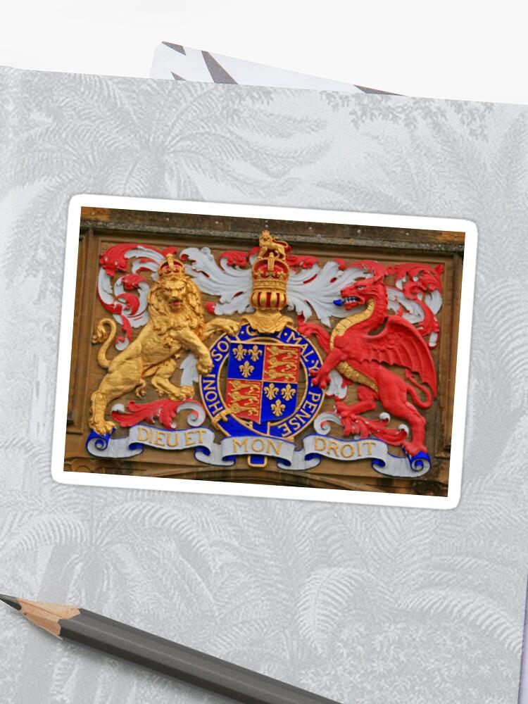 Sherborne School Coat of Arms | Sticker