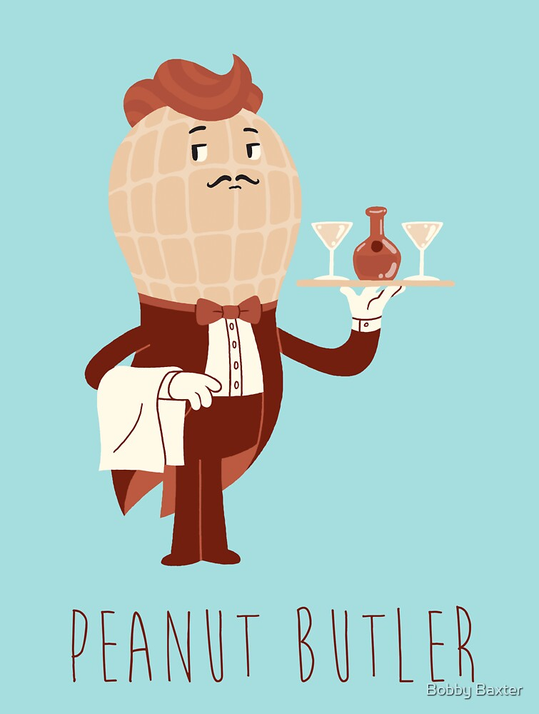 Peanut Butler by Bobby Baxter