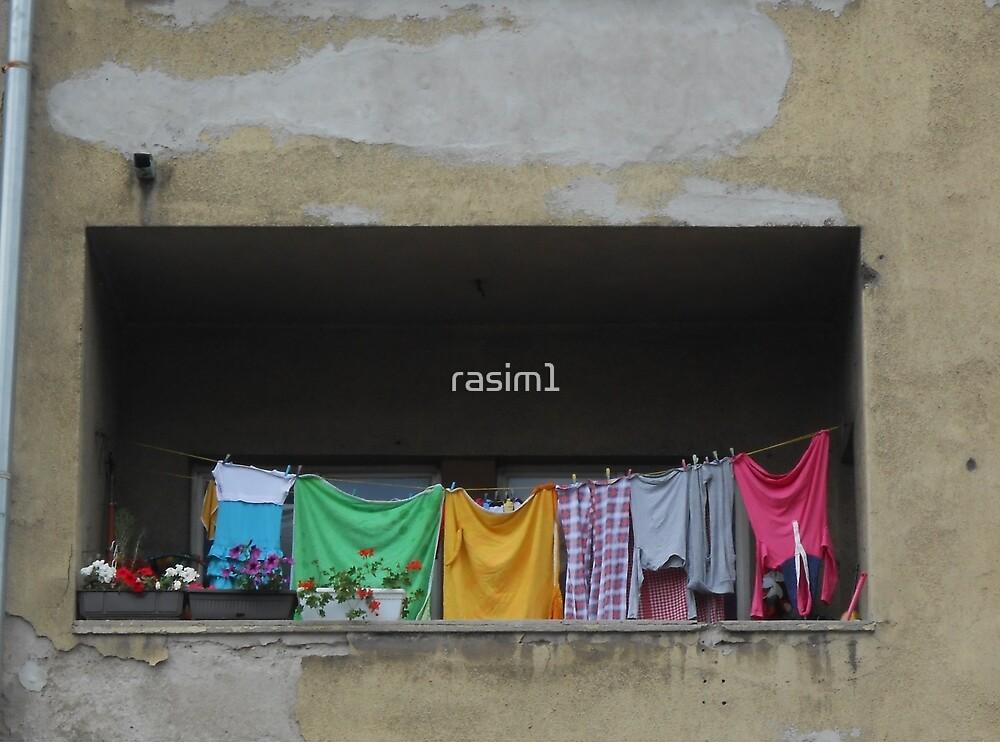 A balcony by rasim1