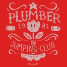 Plumber Jumping Club by Azafran