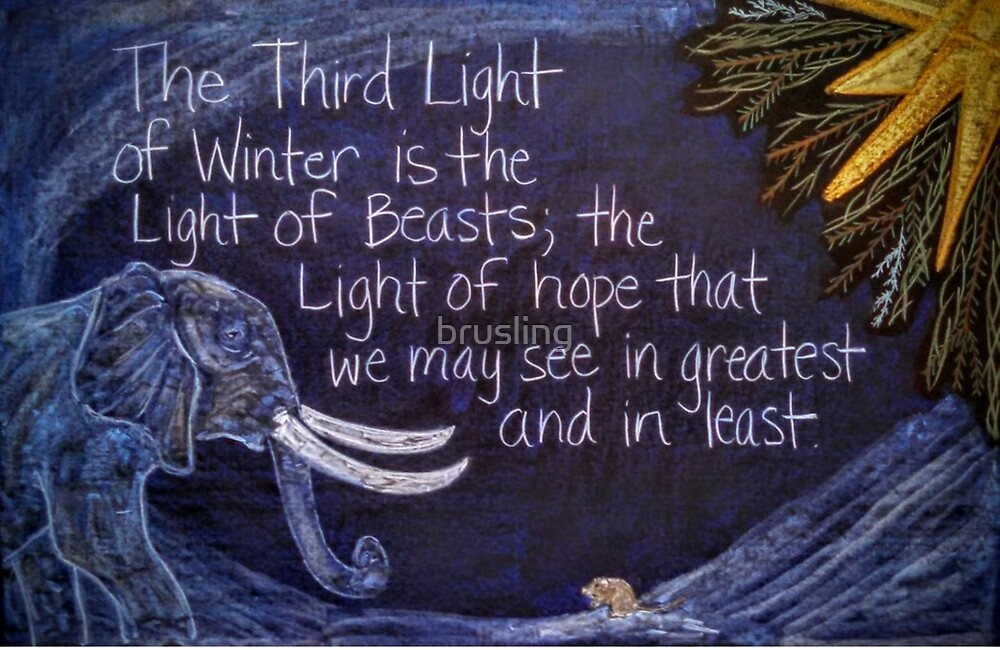 The Third Light of Winter by brusling