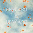 Onward & Upward by Sarah Thompson-Akers